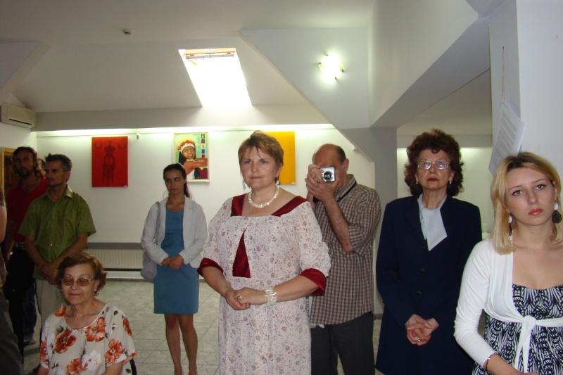 """Vernisajul expoziţiei """"Autoportret cu înger păzitor"""" Const_24"""
