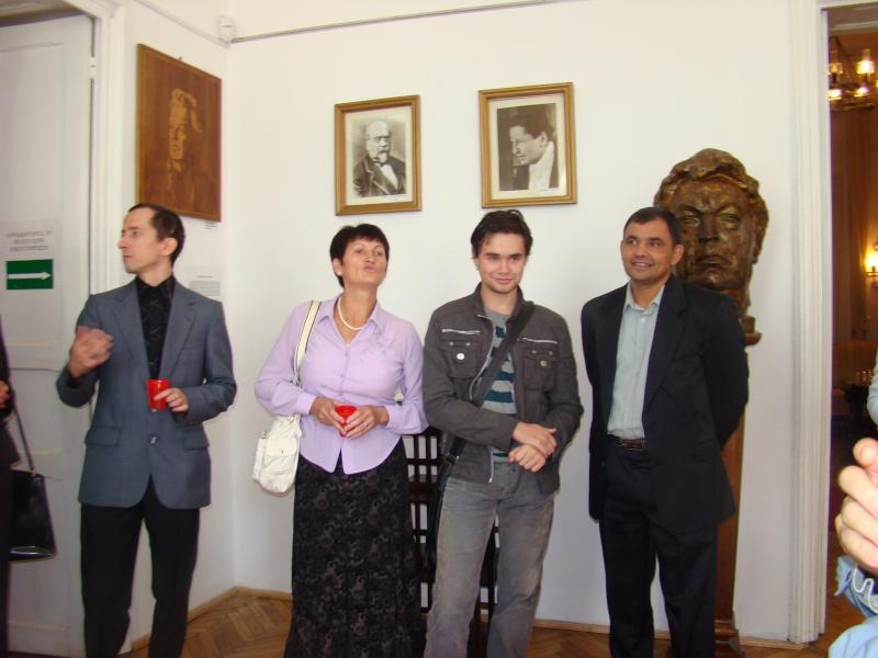 11 septembrie 2010 -Sedinta a V-a a Cenaclului U.P-Lansare de carte-Treizeci si cinci-Ovidiu Raul Vasiliu Dsc00119