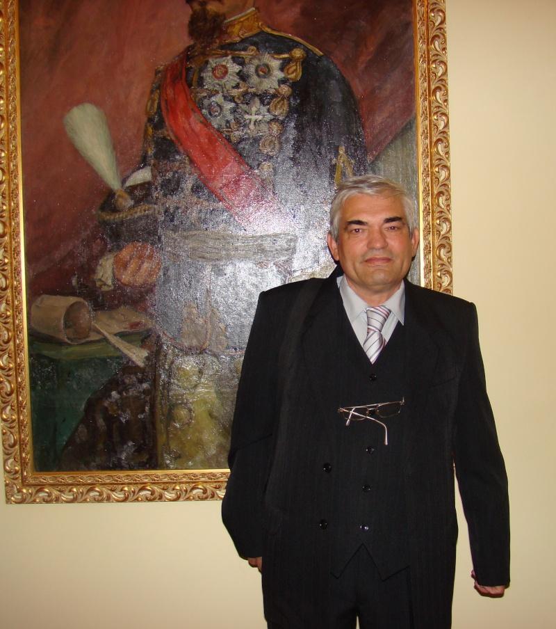 Scriitorul şi cărţile sale-Emilian Marcu-08 octombrie 2010 Dsc00218