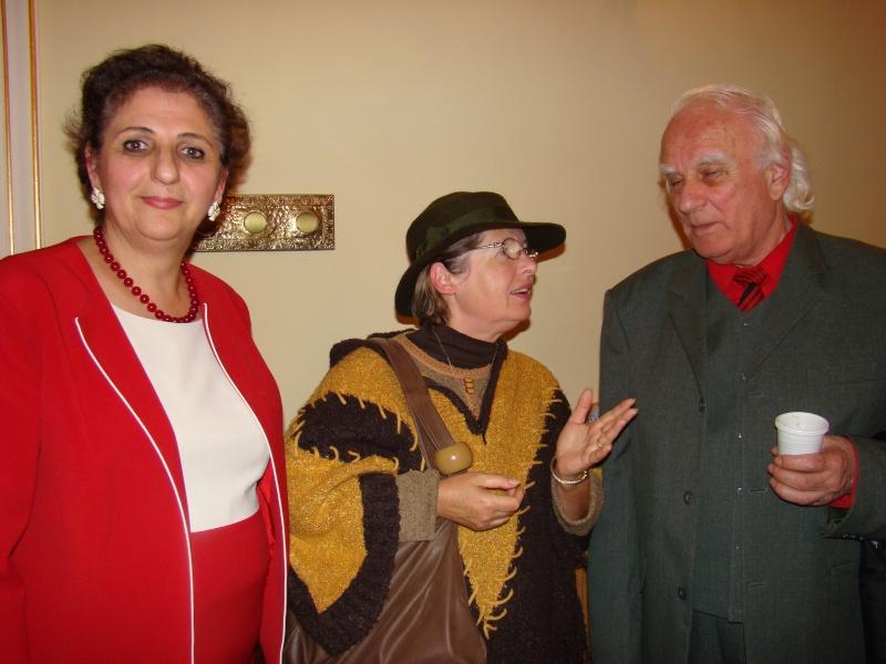 Scriitorul şi cărţile sale-Emilian Marcu-08 octombrie 2010 Dsc00223