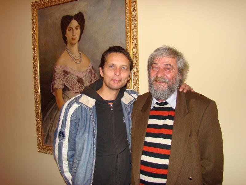 Scriitorul şi cărţile sale-Emilian Marcu-08 octombrie 2010 Dsc00234