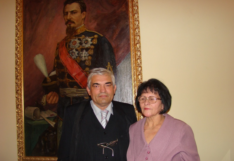 Scriitorul şi cărţile sale-Emilian Marcu-08 octombrie 2010 Dsc00237