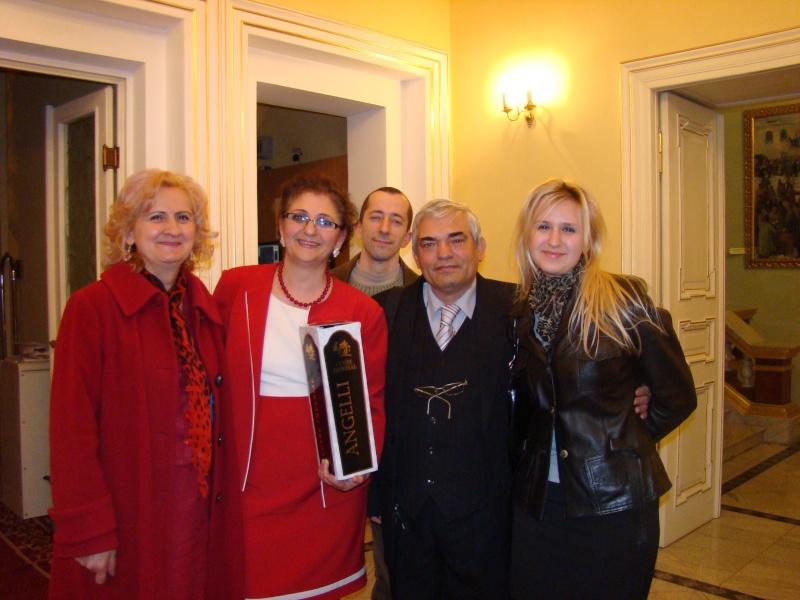 Scriitorul şi cărţile sale-Emilian Marcu-08 octombrie 2010 Dsc00239