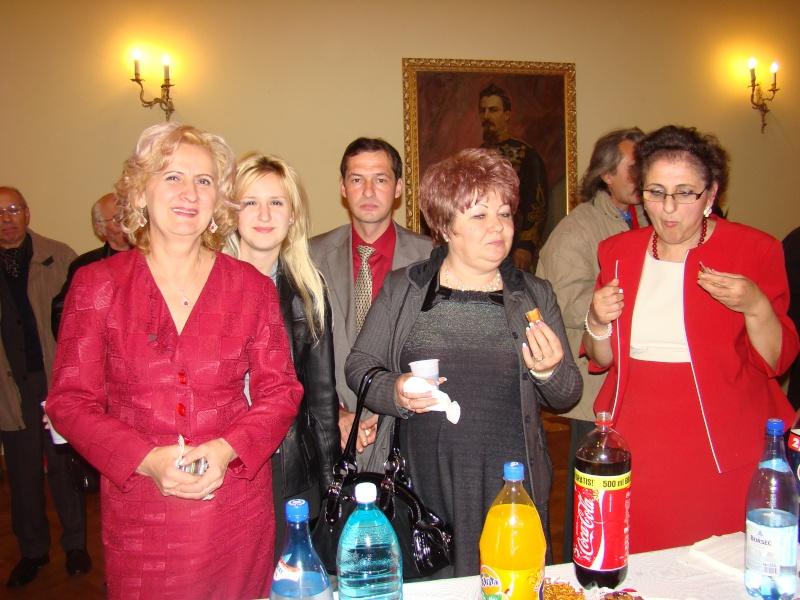 Scriitorul şi cărţile sale-Emilian Marcu-08 octombrie 2010 Dsc00250
