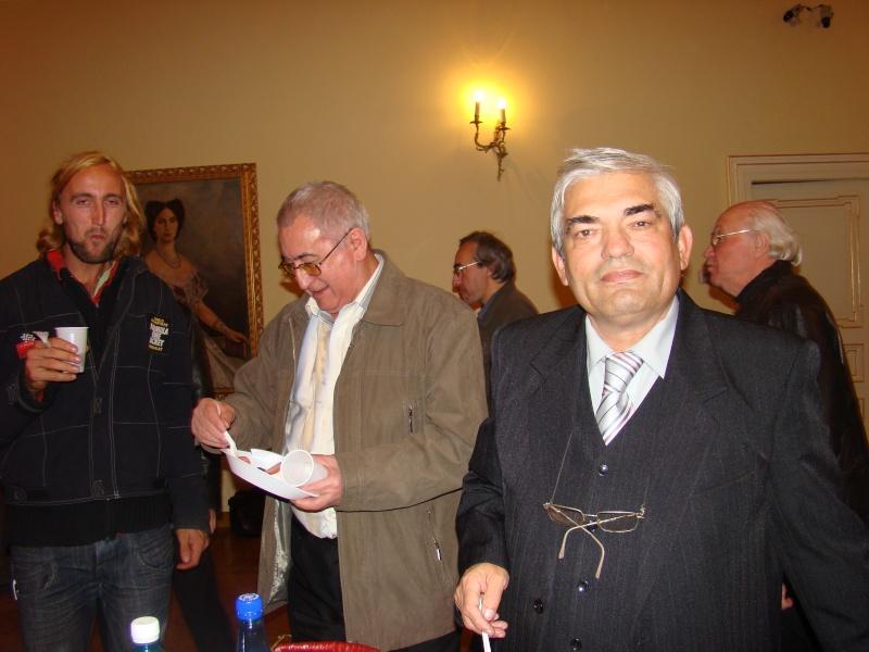 Scriitorul şi cărţile sale-Emilian Marcu-08 octombrie 2010 Dsc00252