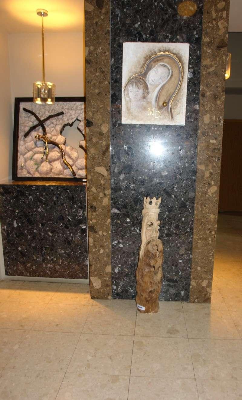 Vernisaj expozitie de pictura si sculptura -Liliana Nastas Brătescu/Ioan Croitor Brădescu-Dialog Metaforic-9-19 iunie 2011 Brasov Dsc05610