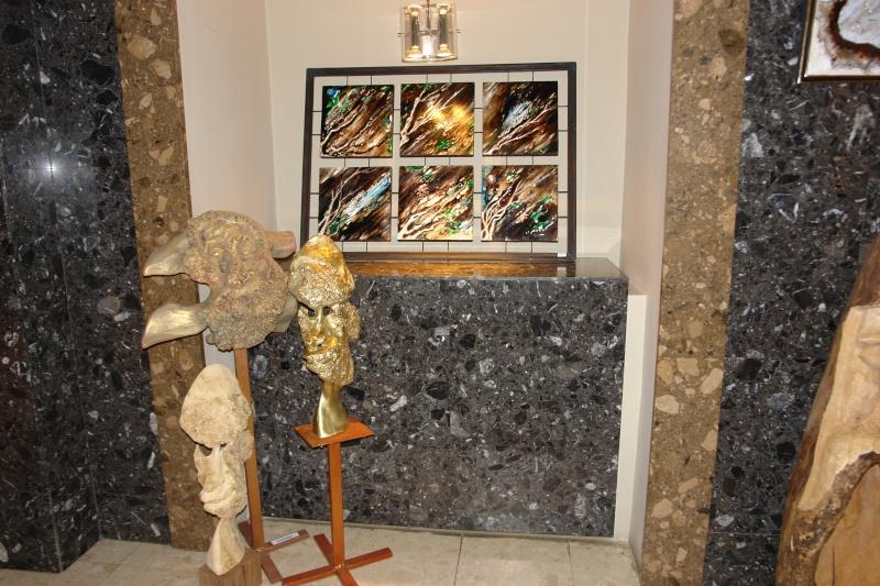 Vernisaj expozitie de pictura si sculptura -Liliana Nastas Brătescu/Ioan Croitor Brădescu-Dialog Metaforic-9-19 iunie 2011 Brasov Dsc05613