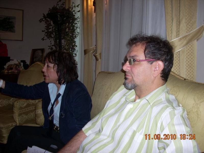 11 septembrie 2010 -Sedinta a V-a a Cenaclului U.P-Lansare de carte-Treizeci si cinci-Ovidiu Raul Vasiliu Dscn3519