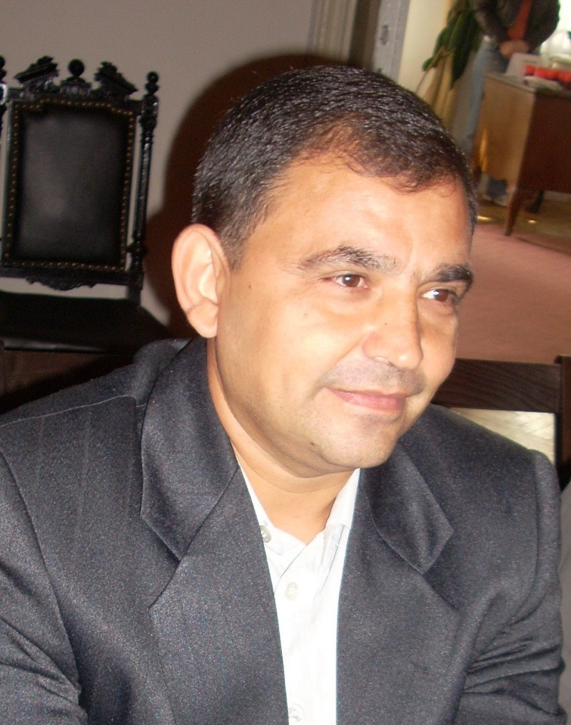 11 septembrie 2010 -Sedinta a V-a a Cenaclului U.P-Lansare de carte-Treizeci si cinci-Ovidiu Raul Vasiliu Dscn3536
