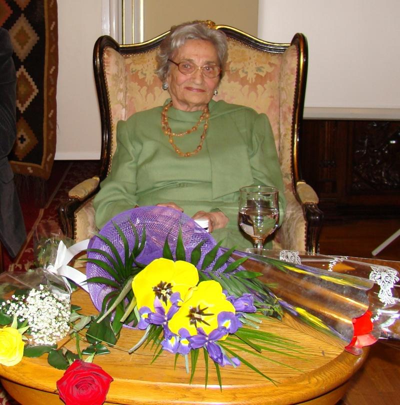 Emilia Pavel-60 de ani de etnografie şi 86 de ani de viaţă Emilia22