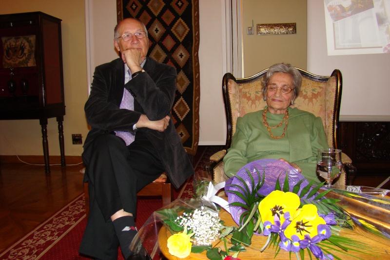 Emilia Pavel-60 de ani de etnografie şi 86 de ani de viaţă Emilia25