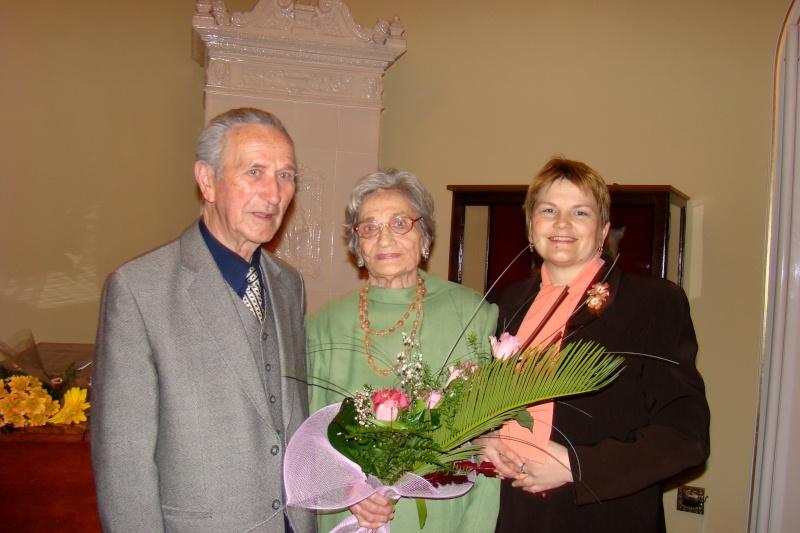 Emilia Pavel-60 de ani de etnografie şi 86 de ani de viaţă Emilia31