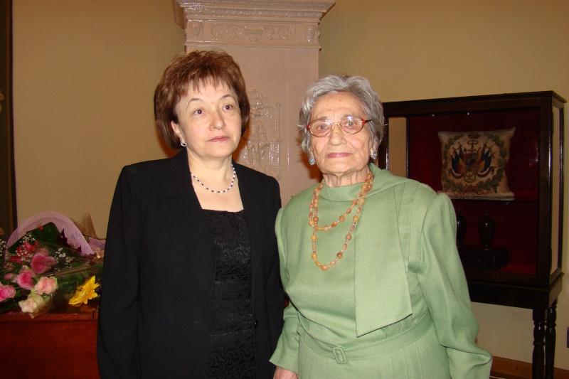 Emilia Pavel-60 de ani de etnografie şi 86 de ani de viaţă Emilia50