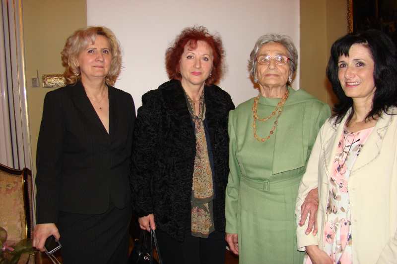 Emilia Pavel-60 de ani de etnografie şi 86 de ani de viaţă Emilia60