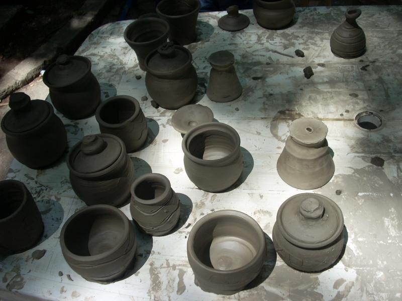 Targul de arta ceramica Cucuteni si al mestesugarilor de la Iasi-1/3 iulie 2011 Floare27