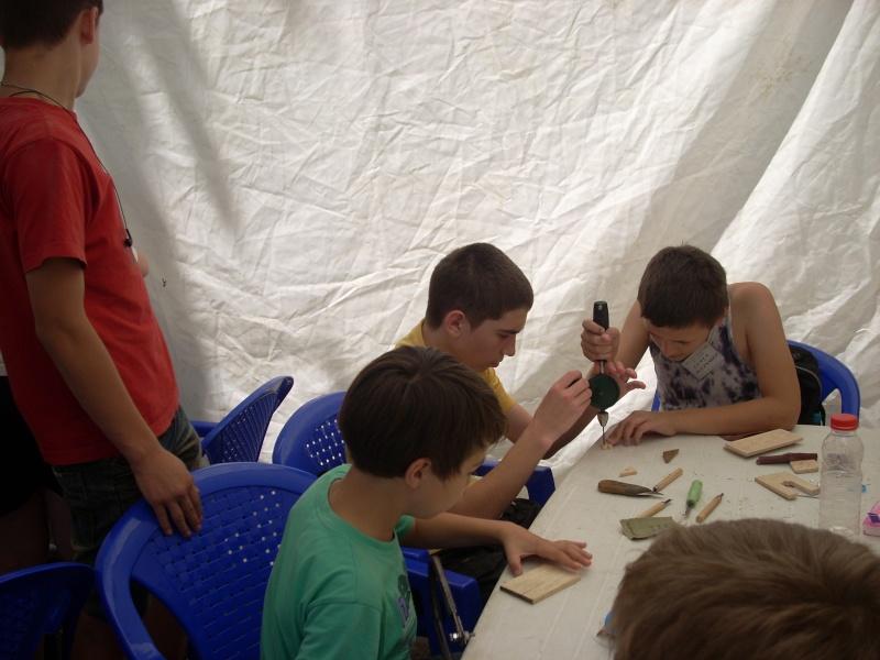 Targul de arta ceramica Cucuteni si al mestesugarilor de la Iasi-1/3 iulie 2011 Floare30