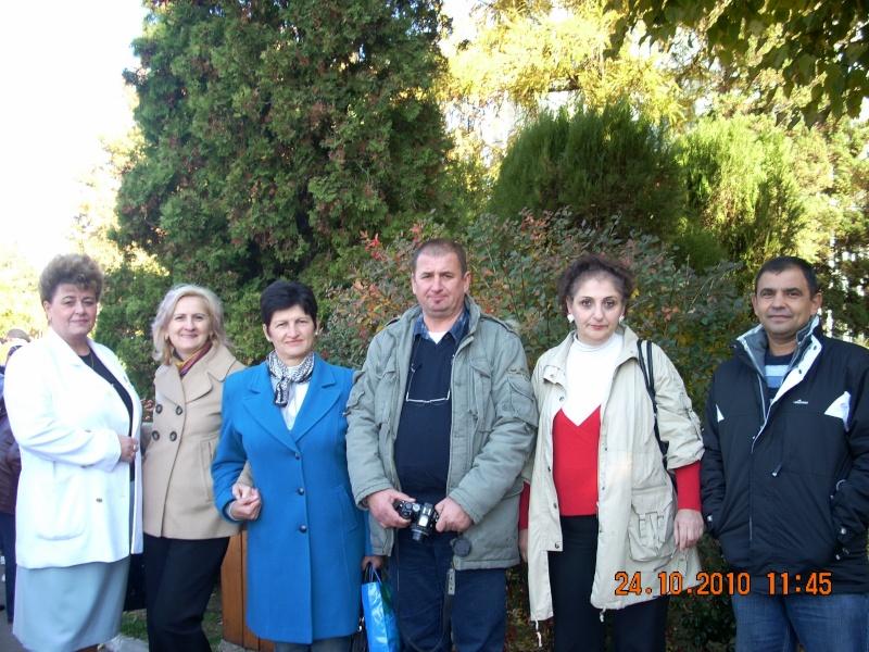 24 oct 2010-Plimbare la gradina botanica terminata la Pizzeria Domnească Gradin51