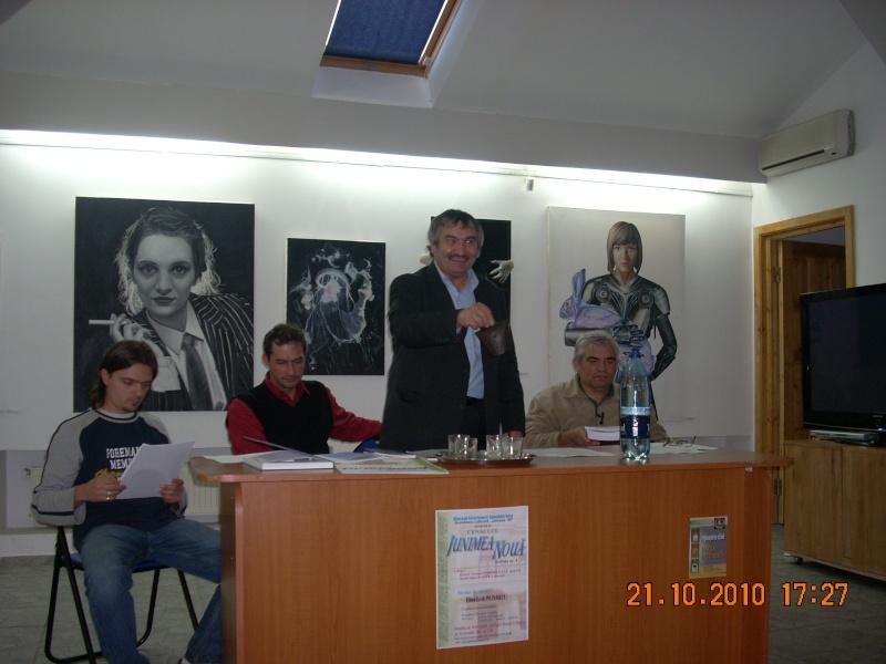 """CENACLUL """"JUNIMEA NOUĂ""""-ediţia a IV a Junime10"""