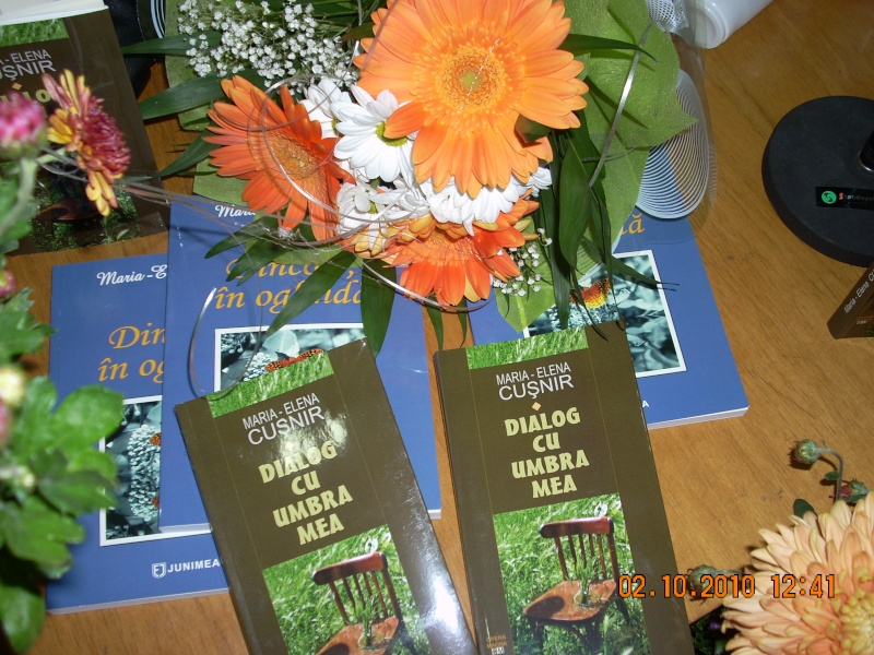 Maria Elena Cuşnir-Lansare de carte-2 Octombrie 2010 Lansar10