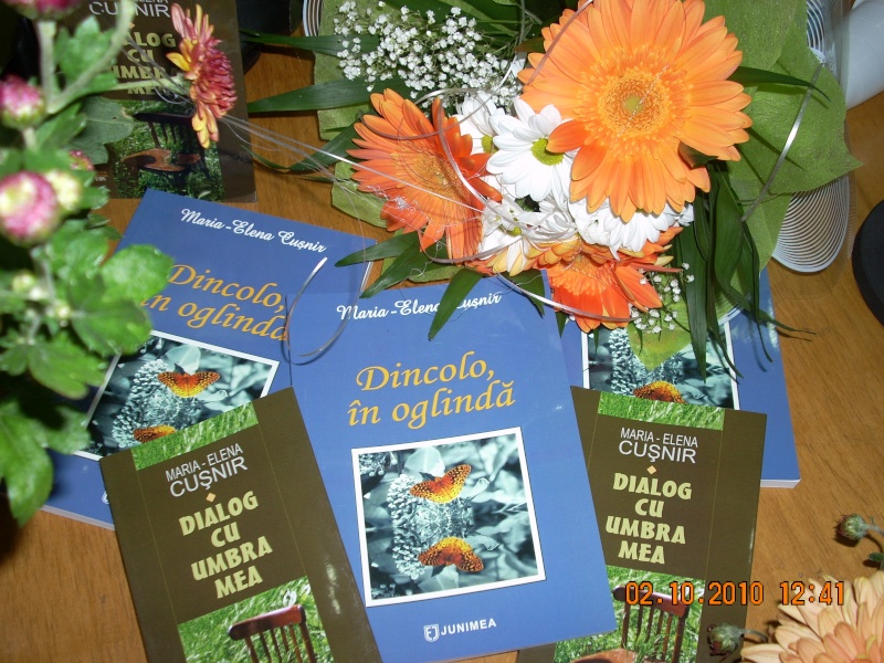 Maria Elena Cuşnir-Lansare de carte-2 Octombrie 2010 Lansar12