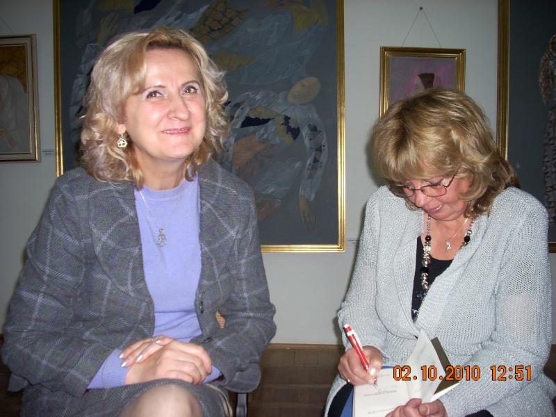 Maria Elena Cuşnir-Lansare de carte-2 Octombrie 2010 Lansar16