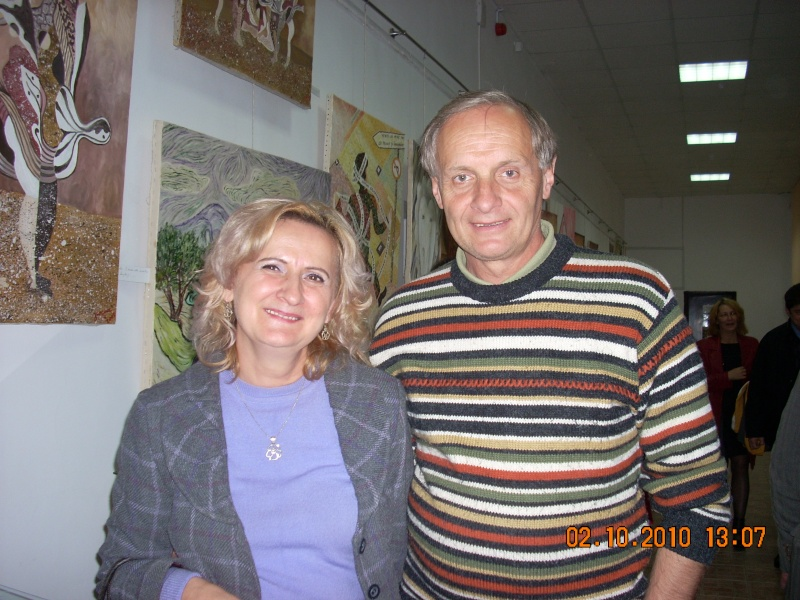 Maria Elena Cuşnir-Lansare de carte-2 Octombrie 2010 Lansar18