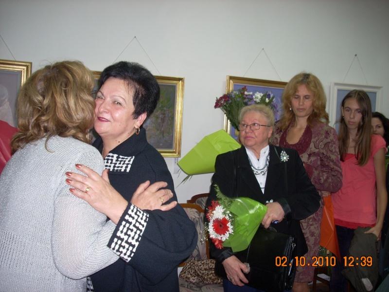 Maria Elena Cuşnir-Lansare de carte-2 Octombrie 2010 Lansar20
