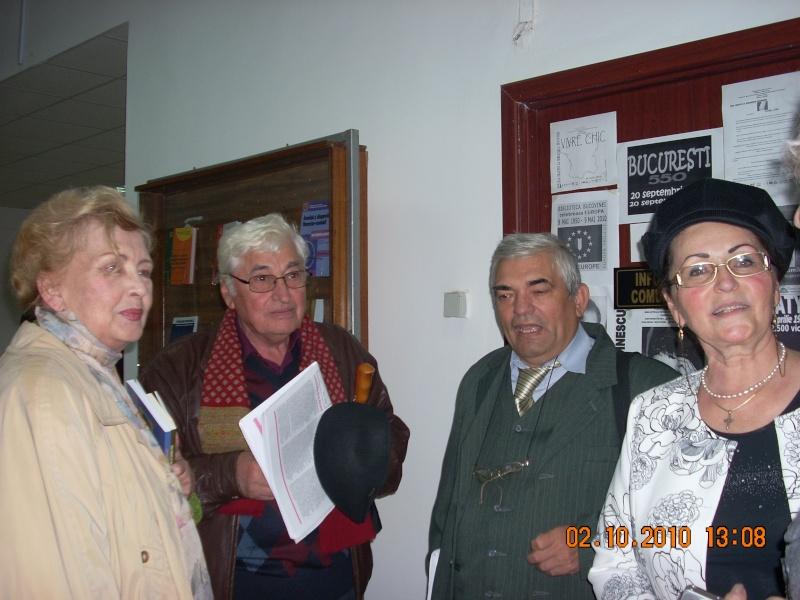 Maria Elena Cuşnir-Lansare de carte-2 Octombrie 2010 Lansar24
