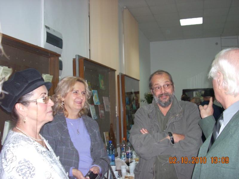 Maria Elena Cuşnir-Lansare de carte-2 Octombrie 2010 Lansar25