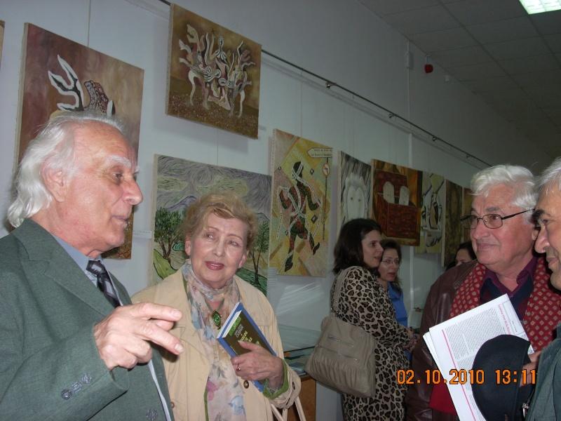 Maria Elena Cuşnir-Lansare de carte-2 Octombrie 2010 Lansar26