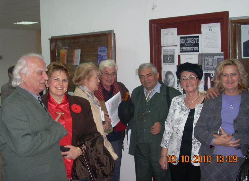 Maria Elena Cuşnir-Lansare de carte-2 Octombrie 2010 Lansar27