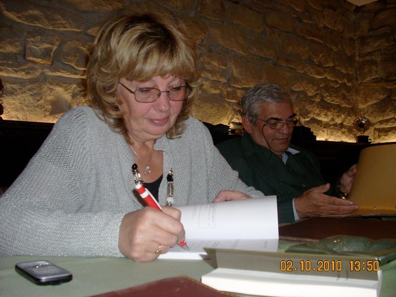 Maria Elena Cuşnir-Lansare de carte-2 Octombrie 2010 Lansar31