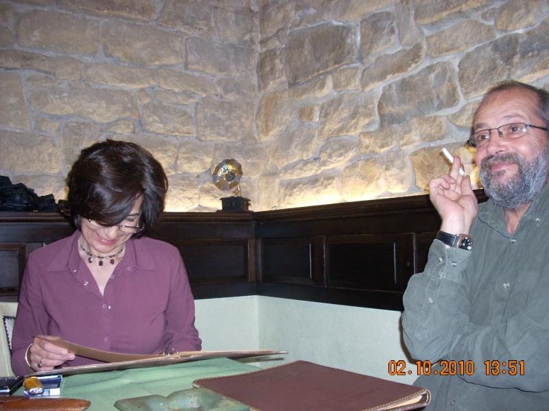 Maria Elena Cuşnir-Lansare de carte-2 Octombrie 2010 Lansar32