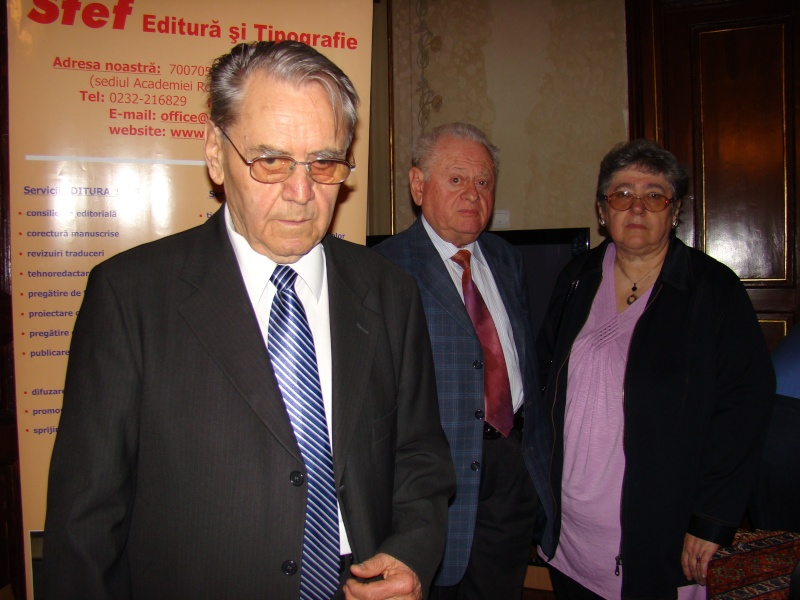 """SEARĂ CULTURALĂ """"ISRAEL'63""""-10 mai 2011 Lansar39"""
