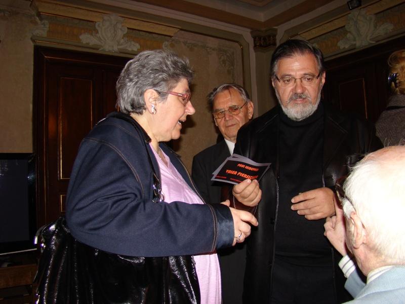"""SEARĂ CULTURALĂ """"ISRAEL'63""""-10 mai 2011 Lansar40"""