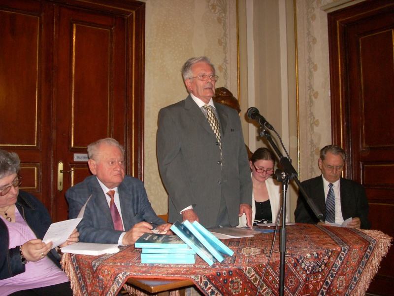"""SEARĂ CULTURALĂ """"ISRAEL'63""""-10 mai 2011 Lansar44"""