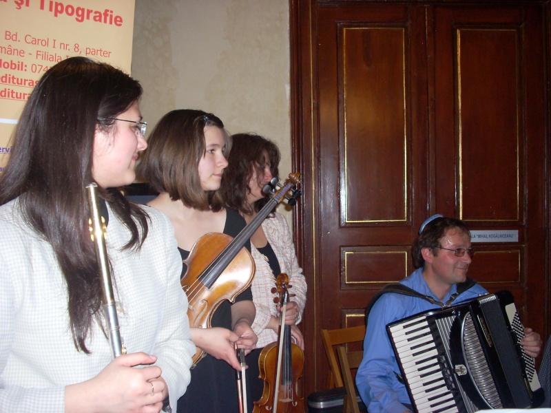 """SEARĂ CULTURALĂ """"ISRAEL'63""""-10 mai 2011 Lansar51"""