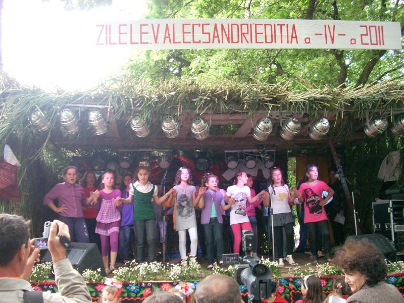 Manifestari culturale dedicate poetului Vasile Alecsandri-26 iunie 2011-Mircesti Mirces25