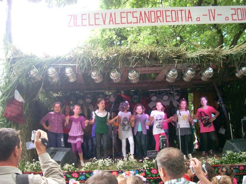 Manifestari culturale dedicate poetului Vasile Alecsandri-26 iunie 2011-Mircesti Mirces26