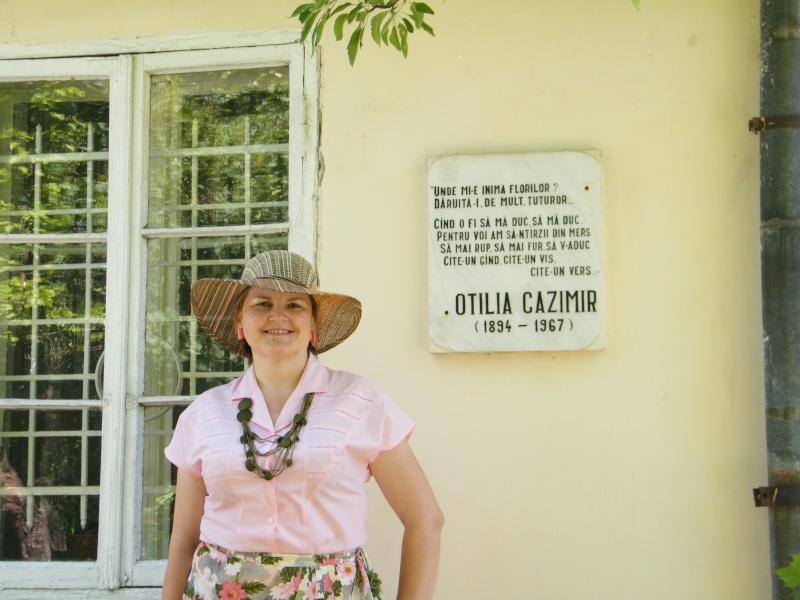 Muzeul Otilia Cazmir-Iasi Otilia73