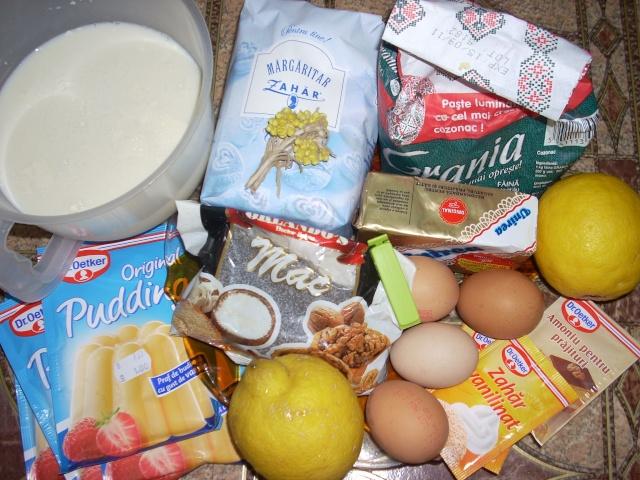 Dulciuri rapide,prajituri de frupt si de post si alte deserturi traditionale Prajit10