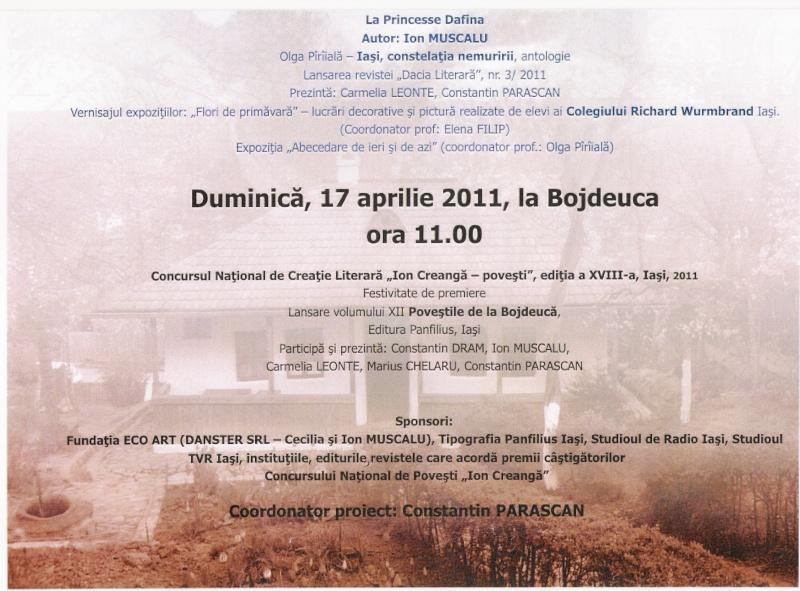 """Concursul Naţional """"Ion Creangă"""" de creaţie literară """"POVEŞTI-16/17 aprilie 2011 Scan0016"""
