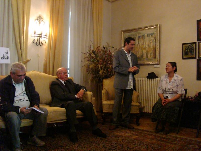 14 mai 2011-sedinta a XIII-a a Cenaclului U.P.-Lansare de carte-Elena Olariu Sedint14