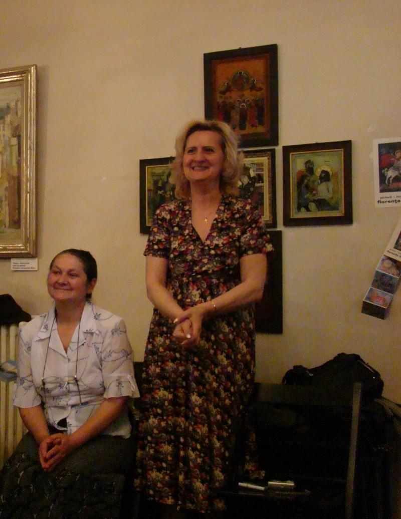 14 mai 2011-sedinta a XIII-a a Cenaclului U.P.-Lansare de carte-Elena Olariu Sedint16