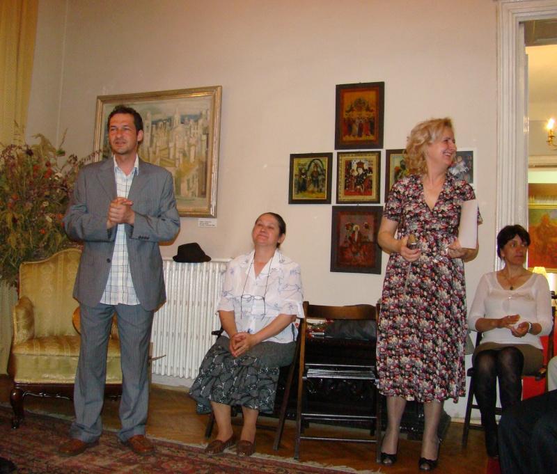 14 mai 2011-sedinta a XIII-a a Cenaclului U.P.-Lansare de carte-Elena Olariu Sedint21