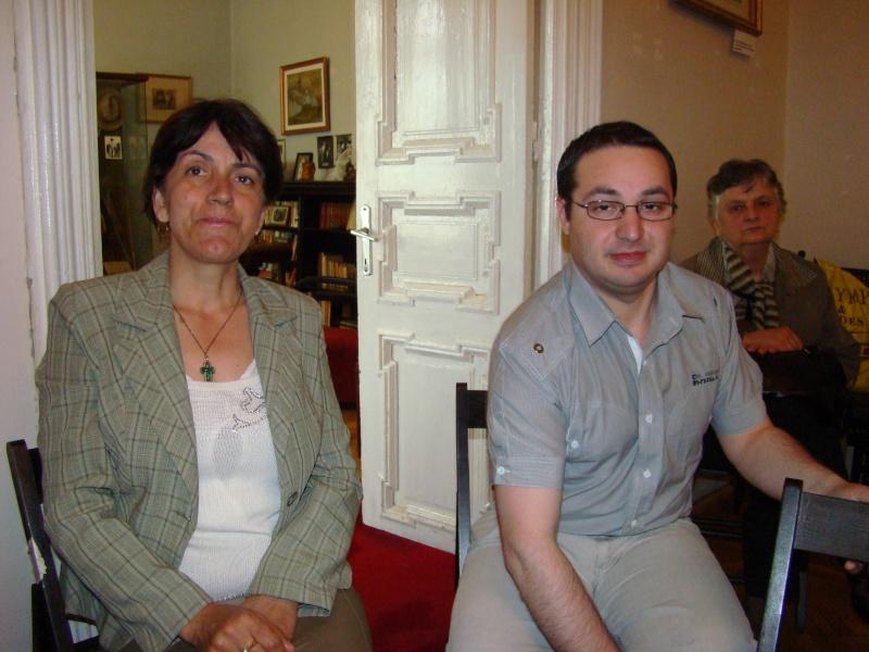 14 mai 2011-sedinta a XIII-a a Cenaclului U.P.-Lansare de carte-Elena Olariu Sedint29