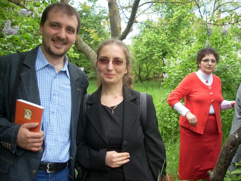 14 mai 2011-sedinta a XIII-a a Cenaclului U.P.-Lansare de carte-Elena Olariu Sedint34