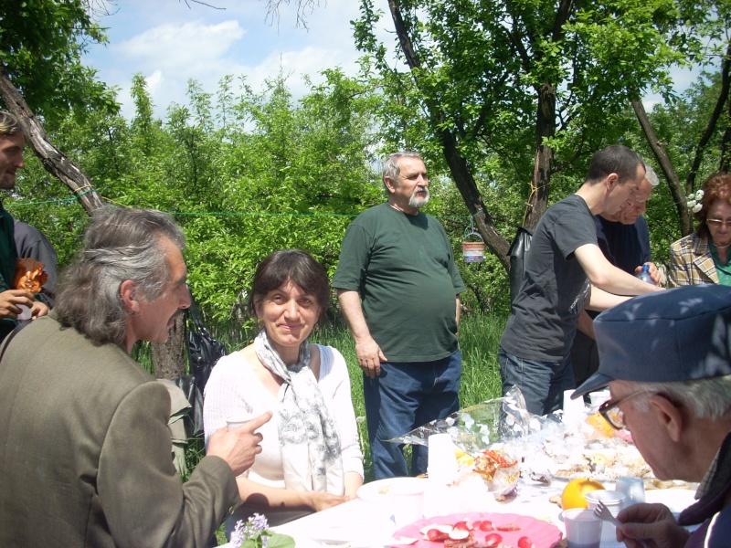 14 mai 2011-sedinta a XIII-a a Cenaclului U.P.-Lansare de carte-Elena Olariu Sedint44