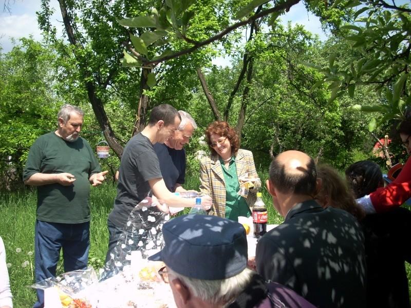 14 mai 2011-sedinta a XIII-a a Cenaclului U.P.-Lansare de carte-Elena Olariu Sedint45