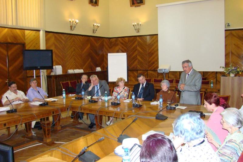 """ VALORI ALE SPIRITUALITĂȚII ROMÂNEȘTI""-Ediția a II-a-2/3 iunie 2011 Simpoz10"